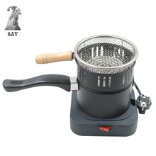 SY 220V/50 Hz 600W Black Shisha Hookah Charcoal Burner Heater Stove Hot Plate Coal Burner For Chicha Narguile Accessories