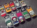 Men Women Sock ONE PIECE Cartoon Anime Short Socks D. Luffy Tony Tony Chopper Edward Newgate LAW Cosplay Low Cut Ped Sock
