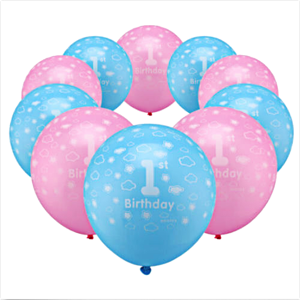1st birthday balloon images the image for 1st birthday balloon decoration images