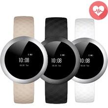 ZB51 Smart запястье сердечного ритма Мониторы интеллектуальная мода спортивный браслет часы браслет Сенсорный экран для IOS телефона Android