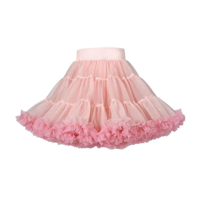 Mädchen Kleidung Bescheiden 1-8 Y Infant Kinder Prinzessin Tutu Rock Ins Heißer Verkauf Garn Baby Mädchen Tutu Chiffon Röcke Kleinkind Mädchen Kleidung Ski015