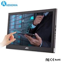 13,3 «1920×1080 ips Портативный сенсорный монитор компьютера PC HDMI PS3 PS4 Xbox 1080 P ЖК-дисплей светодио дный Дисплей монитор для Raspberry Pi 3 B 2B