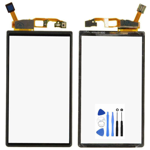 Vannego Free Shipping Touch Screen Digitizer Front Glass Panel For Sony Ericsson Xperia Neo V MT15i MT11i MT15 with Tools