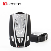 RUCCESS New GPS Radar Car Detector Russian Car Detector Fixed Flow Velocity Radar Signal GPS Detection