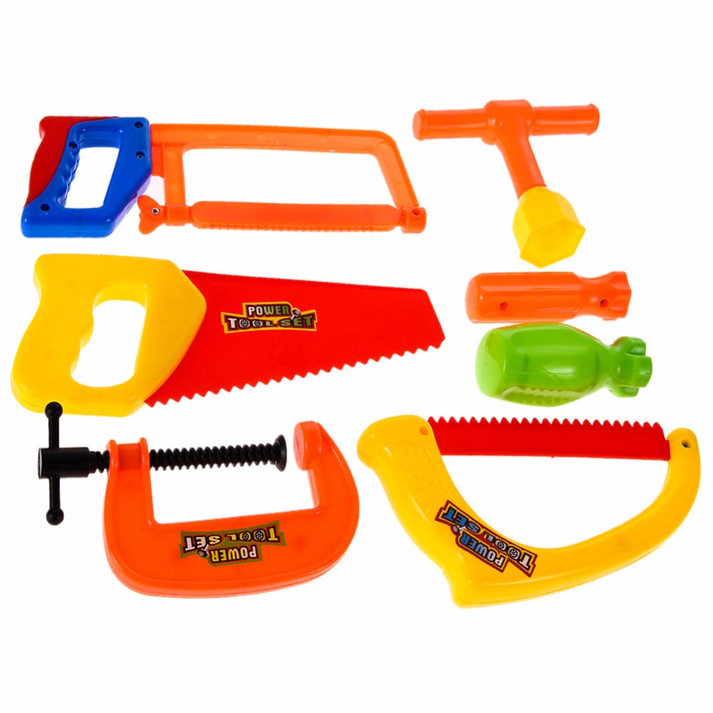 34X-Builder-Accessories-Set-Childs-Pretend-Play-Builders-Plastic-Fancy-Dress-Accessories-Set-Classic-Tool-Toys-Boys-Gifts-1