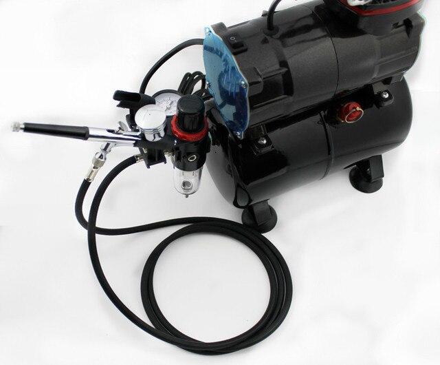 compresor de aire para pintar. abest mini compresor de aire con tanque w/filtro agua portable del para pintar