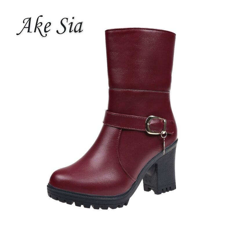 HTB1aNeneY2pK1RjSZFsq6yNlXXaT 2019 Fashion High Heels Newest Women Pumps Summer Women Shoes Thick Heel Pumps Comfortable Shoes Woman Platform Shoes s0013