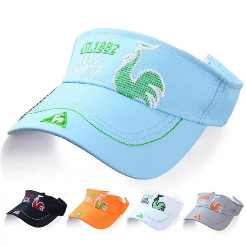 New Golf Cap Hat High Quality Windproof Ball Baseball Men And Anti Uv Sunscreen Sports Outdoors marker Dedicated Hats