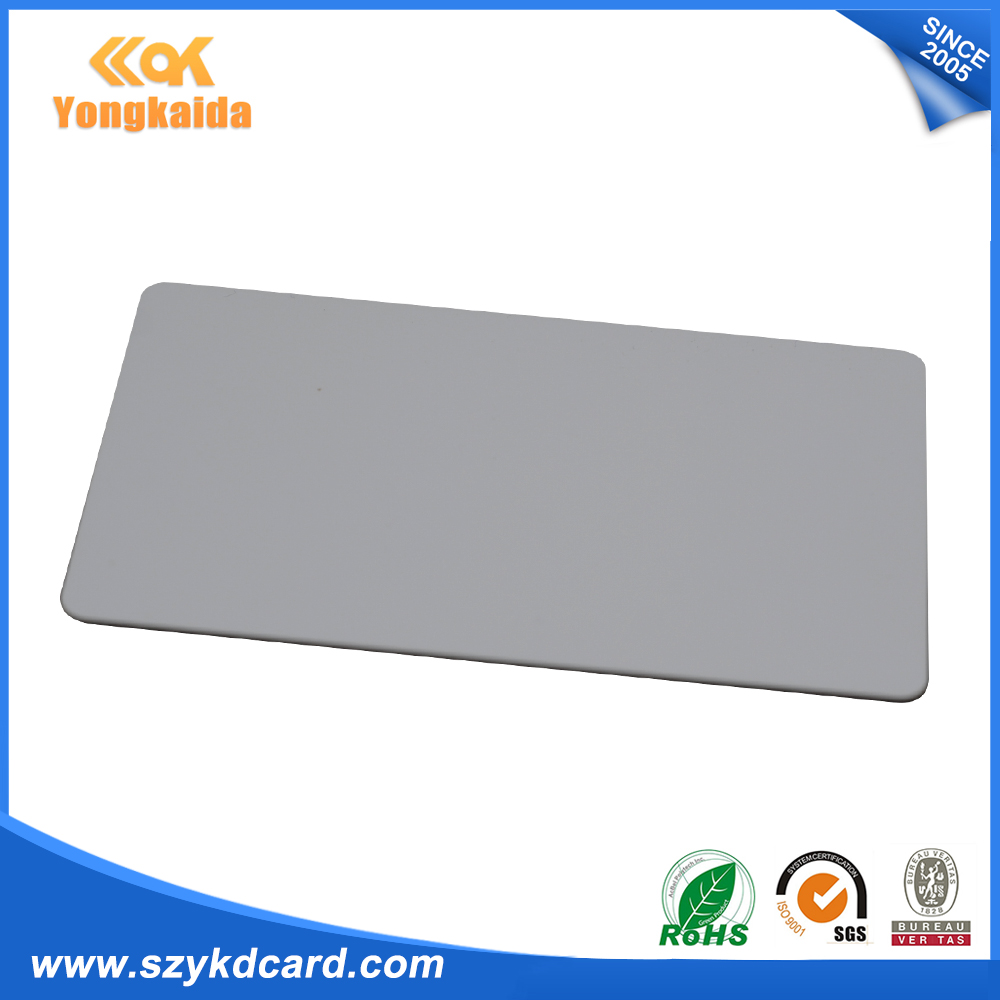 Delicious Top Sale 1000pcs/lot 125khz Rfid Smart Card Cr80 Em4305 Chip Blank Rfid Contactless Smart Card For Entry Access System Access Control Cards