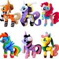 2016 New 40cm Anime & TV Peluche Phonology Princess Sweet Horse Plush Toys Poni Doll Toys