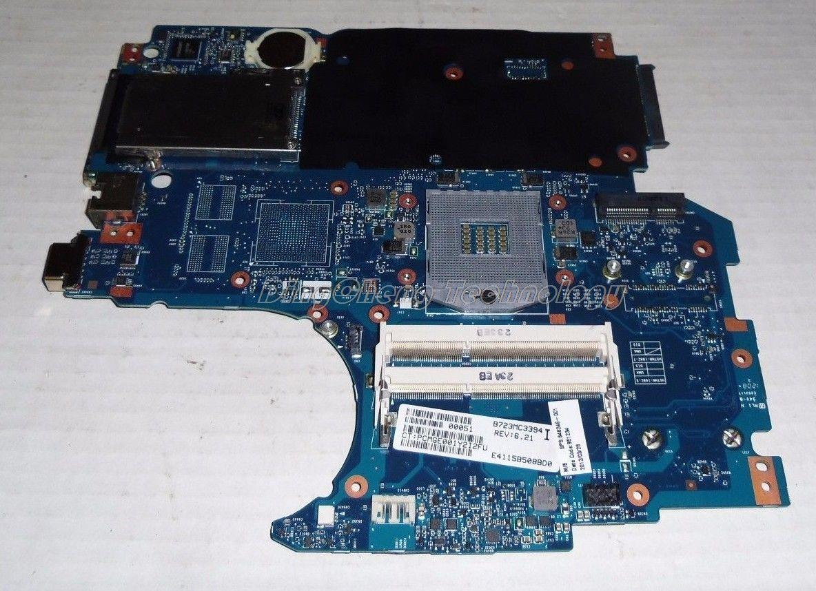 SHELI laptop Motherboard For hp 4530S/4730S 646246-001 rPGA988B HM65 DDR3 integrated graphics card 100% tested fully