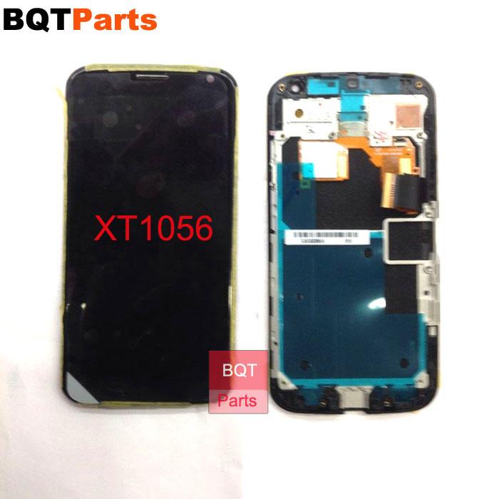 ФОТО Origina Lcd Screen for Motorola Moto X XT1060 XT1058 Lcd Screen Display Touch Screen with Frame Assembly