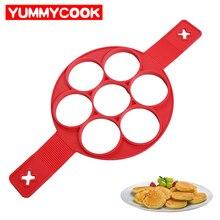 El Huevo frito Pancake Anillos Accesorios Al Por Mayor de Lotes A Granel Suministros Torta de La Galleta Herramientas Gadgets de Cocina Equipo de Materia de Productos