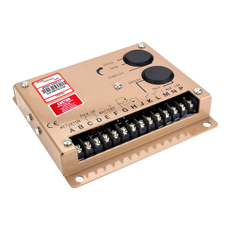 generator engine Speed Controller ESD5111 5PCS/LOT engine speed controller esd5111 5pieces generator parts