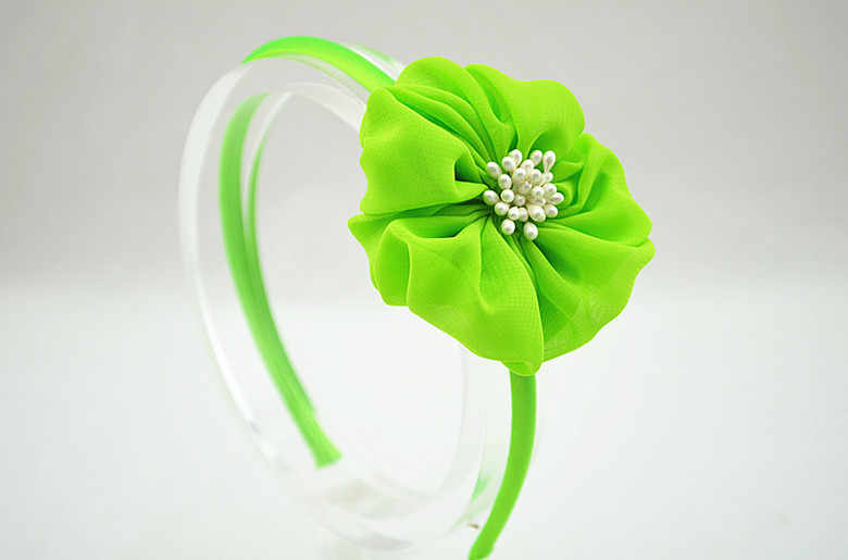 ... bear Hairbands crown gauze hair accessories for the beautiful girl  Princess cartoon arches of hoop bands. RELATED PRODUCTS. Hairband Pearl  Flower ... 5a2d15045b45