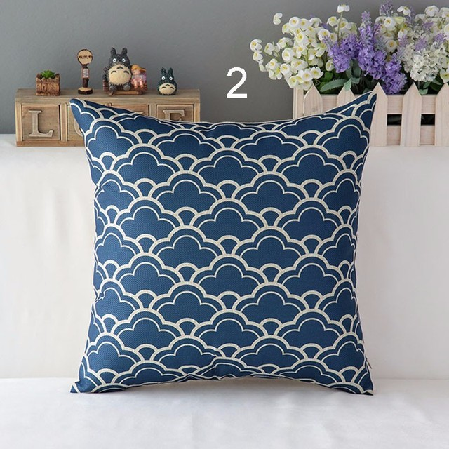 Quality Linen Cotton Cushion Cover