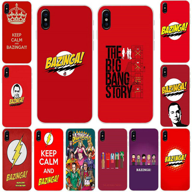big bang theory phone case iphone 7
