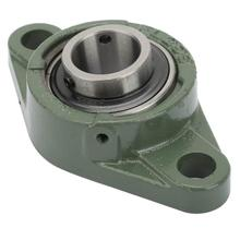UCFL206 Thickened Mounted Self Aligning Rhombic Bearing 30mm I. D Flange Pillow Block Bearing linear bearings 1pcs 1215 1215k 75x130x25 111215 mochu self aligning ball bearings tapered bore double row high quality