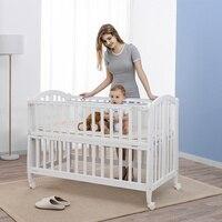 От 0 до 6 лет Эффель Тип Симпатичные новорожденных детские кроватки Multi Функция Гнездо Спальный кровать малыша детской люльки для взрослых с