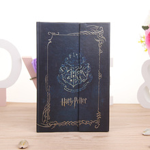 2018 New Planner Magic Book Harry Potter Notebook Diary With Calendar Retro Hard Cover Agenda Schedule Grimore Gifts