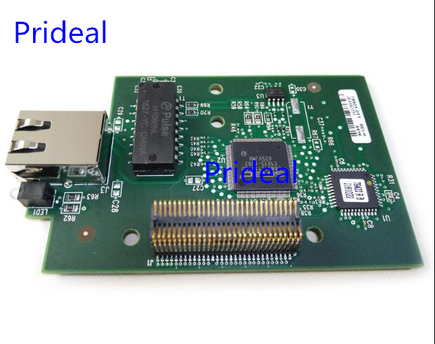 Prideal New P N 79501 011 Built in cable network card For ZM400 ZM600 thermal Barcode