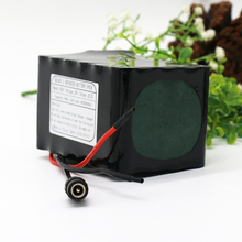 KLUOSI 24V/25.2V14Ah 6S4P Use NCR18650GA Li-Ion Battery Pack with 20A BMS for Small Electric Motor Bicycle Ebike Scooter
