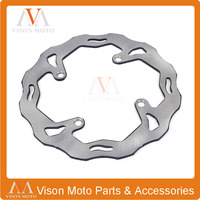240MM Rear Brake Disc Rotor For KAWASAKI KX125 KX250 2003 2004 2005 2006 2007 2008 KX250F