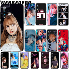 WEBBEDEPP BlackPink Lisa Soft TPU Case Cover for Xiaomi Mi 6 8 A2 Lite 6 9 A1 Mix 2s Max 3 F1 Case webbedepp little mix soft tpu case cover for xiaomi mi 6 8 a2 lite 6 9 a1 mix 2s max 3 f1 case