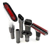Kit de herramientas de cepillo para Dyson  Herramientas de limpieza para el hogar  Kit de cepillo para Dyson Vacuum Flexi Crevice  kit de herramientas para polvo  accesorios  6 uds
