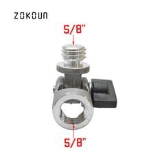 Tilt slash functional 5/8'' thread 360 degrees rotary cross red or green beam line laser level rotary joint or adapter
