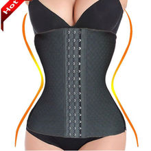 6pcs/lot Steel Bone waist trainer Women Slimming Waist training corsets Underbust cincher body shaper corset slimming shapers