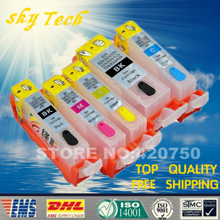 5PK Empty Refillable Ink Cartridge suit for PGI425 CLI426, Suit for canon IP4840 IP4940 IX6540 MX714 MX884 MG5140,with ARC chips pgi 425 cli 425 refillable ink cartridges for canon pgi425 pixma ip4840 mg5140 ip4940 ix6540 mg5240 mg5340 mx714 mx884 mx894