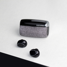 Astrotec S80 Beryllium Dynamic Driver True Wireless Earphone with Audiophile grade sound and BT 5.0