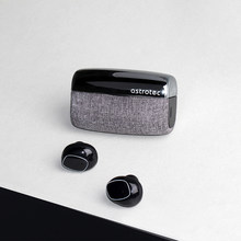 Astrotec S80 Beryllium Dynamic Driver True Wireless Earphone with Audiophile grade sound and BT 5.0(China)