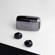 Astrotec s80 berílio driver dinâmico verdadeiro fone de ouvido sem fio com audiófilo grau som e bt 5.0