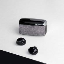 سماعة أذن أصلية لا سلكية بمحرك ديناميكي استروتك S80 البريليوم مع صوت صوتي وصوت BT 5.0