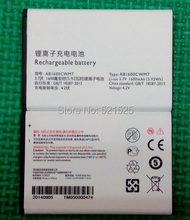 Free shipping,Original battery For PHILIPS E160 CTE160 cellphone AB1600CWMT battery for Xenium mobile phone batterie bateria