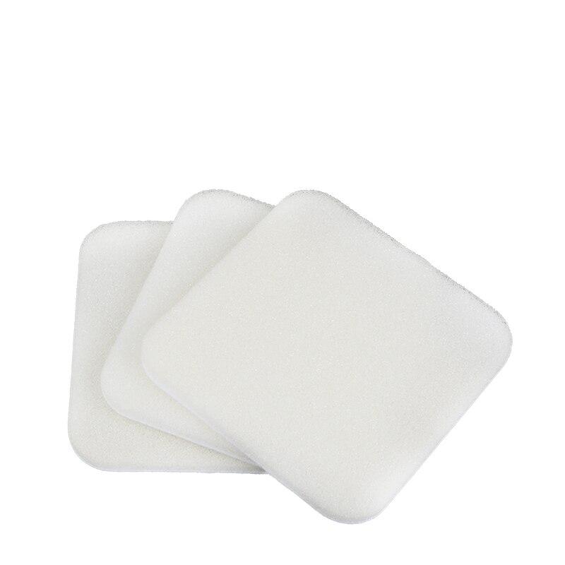 1 шт. белая салфетка из микрофибры фильтр пылесоса аксессуары и части пылесос для FC8222 FC8224 FC8220