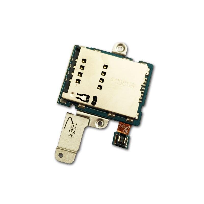 Original New For Galaxy Tab 10.1 GT P7500 P7510 SIM Card Reader Holder Slot Flex Ribbon Cable