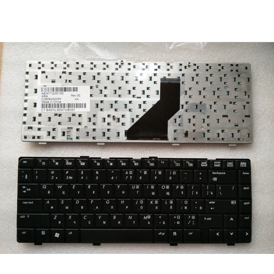 Russian NEW Keyboard FOR HP Pavilion DV6000 DV6200 DV6300 DV6400 DV6500 DV6700 DV6800 Dv6900 RU Laptop Keyboard