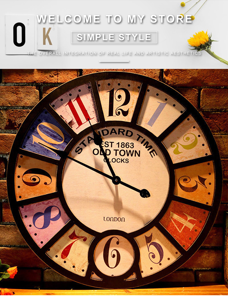 wall clock retro (1)