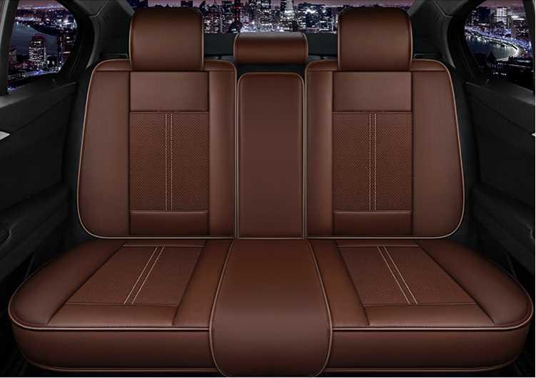 Super High Quality Full Set Car Seat Covers For Volkswagen Tiguan Allspace 5 Seats 2019 Comfortable Eco Seat Covers For Tiguan 2018 Creativecarmelina Interior Chair Design Creativecarmelinacom
