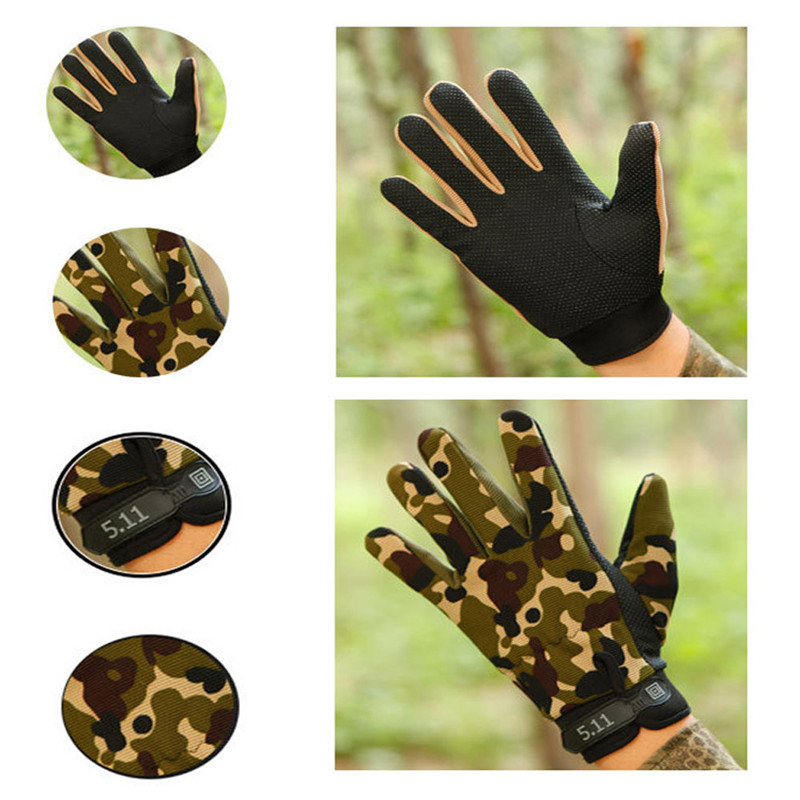 Winter Driving Riding Sport Bikes Warm Gloves For Ski Mountaineering Safety & Survival Z1215