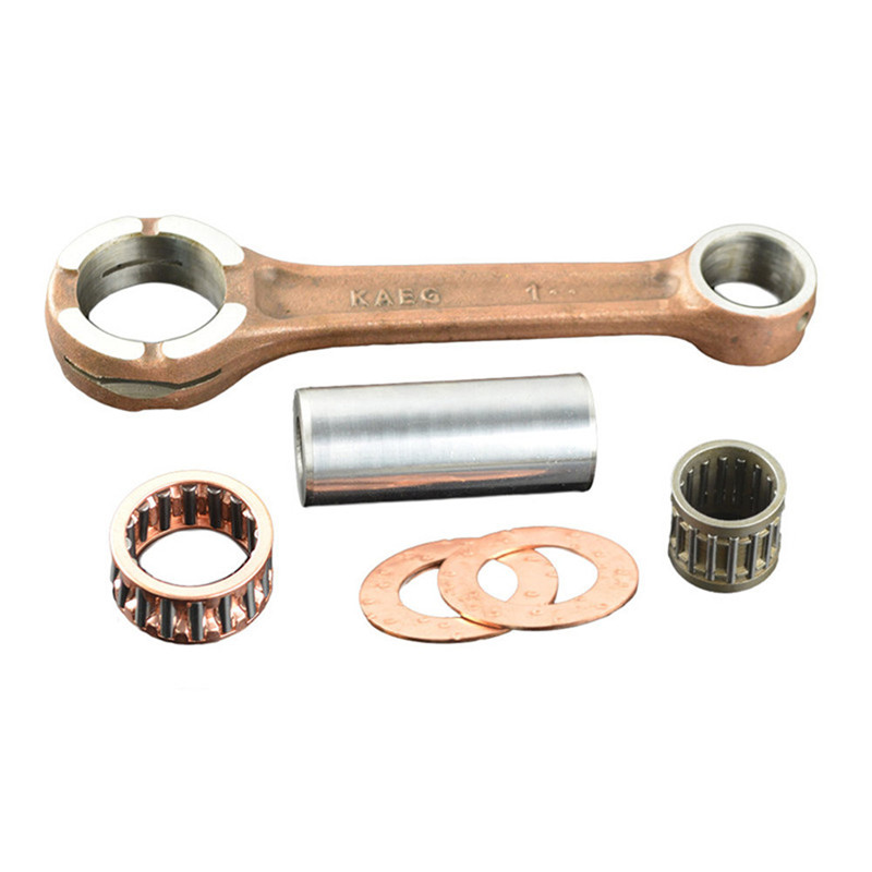 Motorcycle Engine Parts Connecting Rod CRANK ROD Conrod Kit for HONDA CRM250AR CRM 250AR CRM250 AR CRM 250 AR KAEG 249cc ahl motorcycle engine parts connecting rod bearing kit for honda crf250 crf 250 2004 2005 piston connecting rod