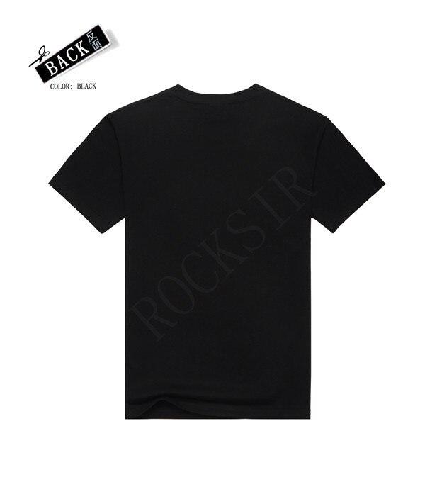 Rocksir 3D Design Casual Αντρικά μπλουζάκια - Ανδρικός ρουχισμός - Φωτογραφία 5