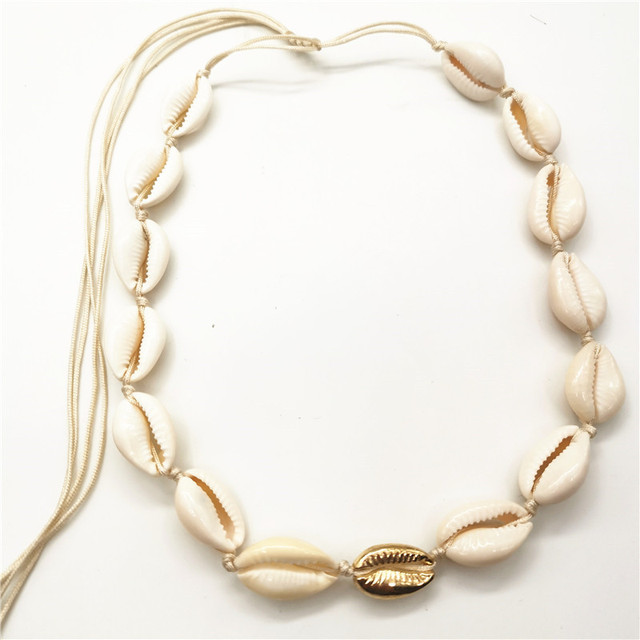 Shell Necklace - 13 Style 1