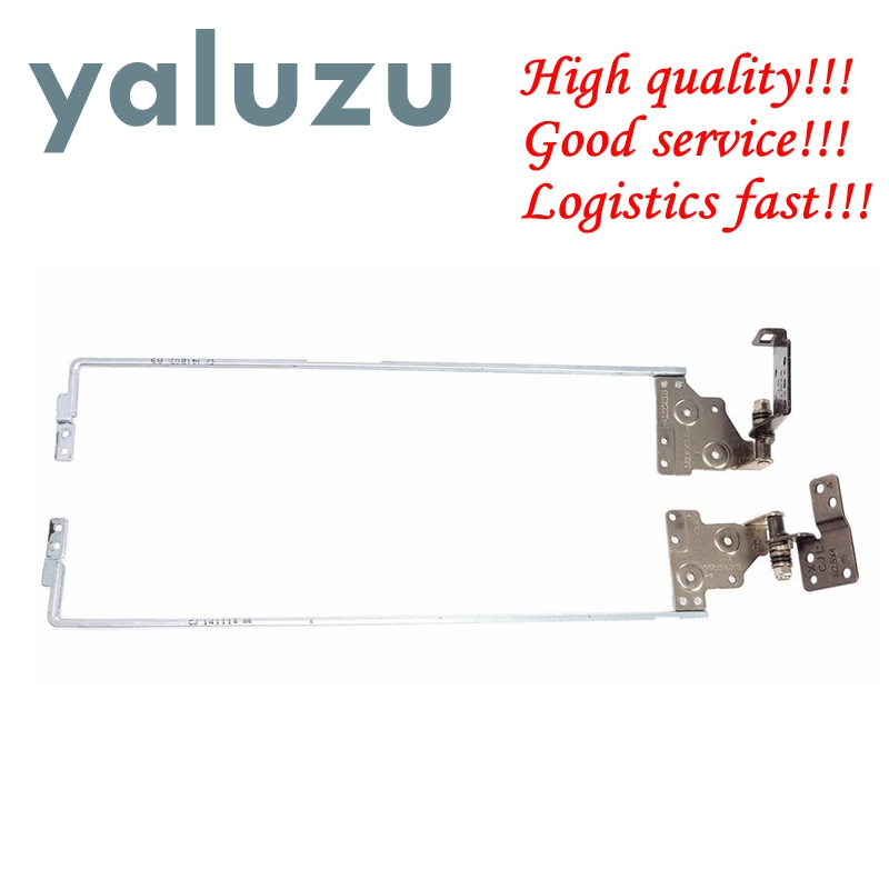 YALUZU 1 Pair LCD Hinges For Lenovo Ideapad G50 G50-30 G50-40 G50-45 G50-70 Z50-70 Z50 15.6