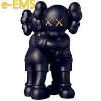 OriginalFake Medicom Toy ProtoType Hug KAWS Togerher New Doll Vinyl Action Figure Collection Model Giocattolo G1657