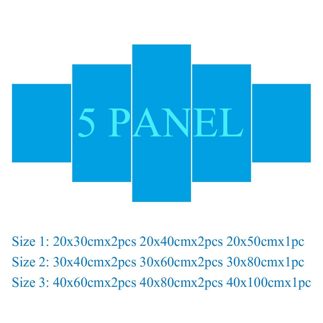 5 Шт. Babymetal Холст Картины Wall Art Pictures Отпечатки на Холсте Home Decor Стены Плакат  Лучший!