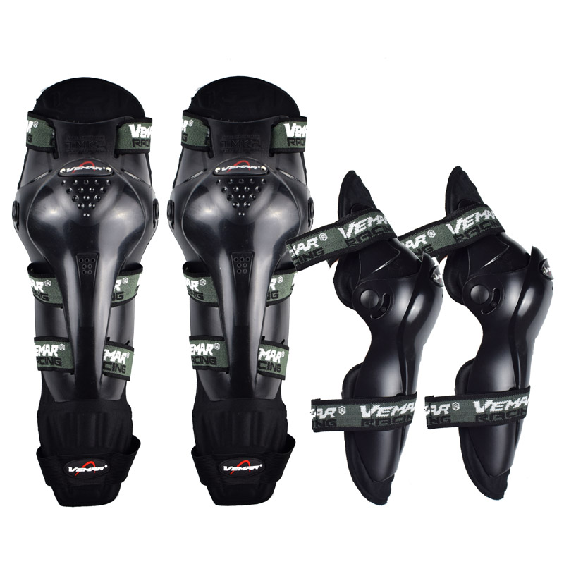 Motorcycle Knee Pads joelheira motocross racing knee & elbow Safety Guards Motorbike Protective knee pad Brace Protection
